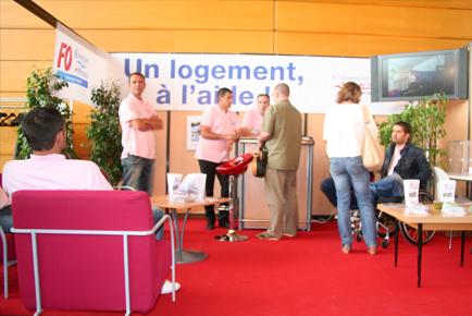 Groupe jeunes FO Énergie et Mines Nantes 2012