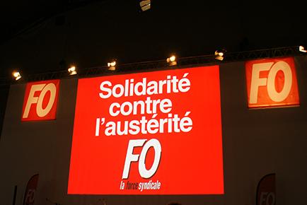 Solidarité contre l'austérité