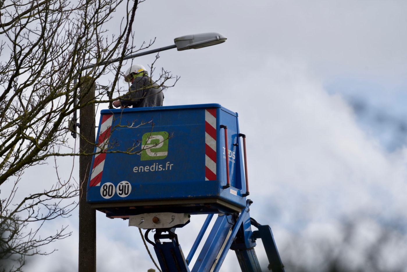 agent service public energie